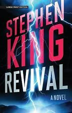 Revival by Stephen King (2015, Paperback, Large Type)