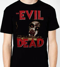 THE EVIL DEAD HORROR ZOMBIE T-shirt  S-M-L-XL-2XL available