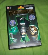 Mighty Morphin Power Rangers Legacy Communicator TOMMY OLIVER EDITION GREEN RARE