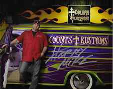 HORNY MIKE COUNTING CARS SIGNED AUTOGRAPH 8X10 PHOTO #2 W/ PROOF