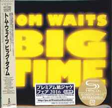 TOM WAITS-BIG TIME-JAPAN MINI LP SHM-CD Ltd/Ed G00