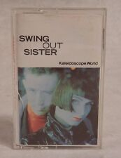 SWING OUT SISTER Kaleidoscope World WHERE IN THE WORLD waiting game