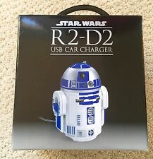 Star Wars R2-D2 USB Car Charger Think Geek New Unopened
