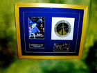 007 James Bond, Moonraker, Framed Crate Label Real Prop, Really Neat