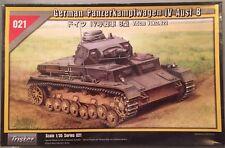 Tristar 1:35 German Panzerkampfwagen IV Ausf B 021