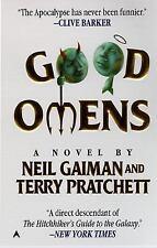 Good Omens, Gaiman, N., Ace (1996-05-01)  Good Mass Market Paperback