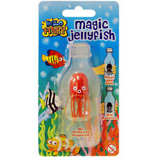 Magic Jellyfish Science Toy -Childrens Cartesian Diver Float & Sink Experiment