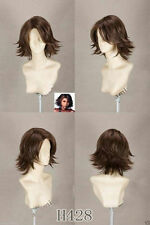LMRA217  charming straight brown wigs lady's hair Wig wigs for women