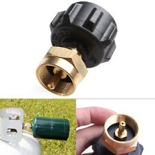 New 1 LB Gas Propane QCC1 Regulator Valve Propane Refill Adapter Outdoor BBQ