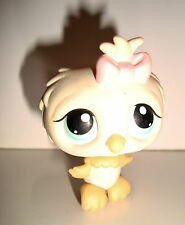 FIGURINE PET SHOP LITTLEST PET SHOP - HIBOUX CHOUETTE OWL GIRL