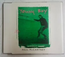 Paul McCartney Young Boy CD-Single Holland 1997                   The Beatles