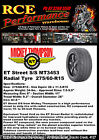 MICKEY THOMPSON MT ET STREET S/S RADIAL TYRE 275/60-R15 - MT3453 same as MT3754R