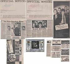 THE BLUES BAND : CUTTINGS COLLECTION -paul jones-
