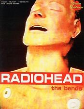 RADIOHEAD - THE BENDS - GUITAR TAB MUSIC SONG BOOK NEW