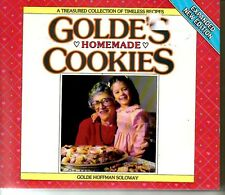 Golde's Homemade Cookies Cookbook