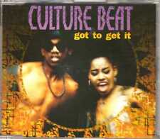 Culture Beat - Got To Get It - CDM - 1993 - Eurodance Tania Evans Fenslau