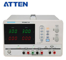 Atten PPS3005T-3S 3X Way Adjustable Digital LCD DC power supply30V 5A 220V