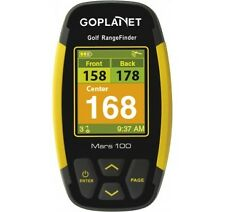 GOPLANET 100 GPS  BRAND NEW IN SEALED BOX.  RRP £124.95