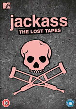 JACKASS - THE LOST TAPES - DVD - REGION 2 UK