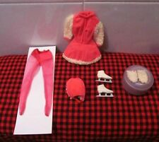 1970 MOD VINTAGE BARBIE~1793~SKATE MATES~COMPLETE+Nr.MINT 8 Pc.SET~Bright+Clean!