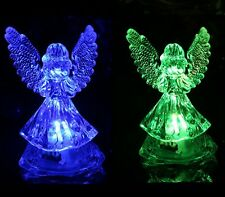 LED Night Lamp Light Color Changing Home Party Decor Angel Kid Gift Toy