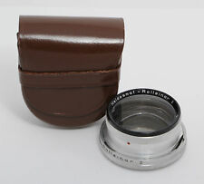 Rolleinar 2 Bay III Closeup Lens Kit -Rolleiflex 2.8- Small chip in viewing lens