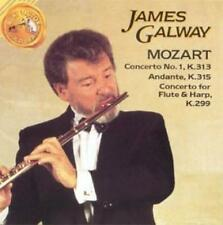Various Artists James Galway Plays Mozart CD