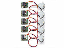 5pcs DC 5V Stepper Step Motor + Driver Test Module Board ULN2003 For Arduino
