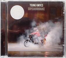 "The Young Knives - Superabundance (CD 2008) Feat. ""Terra Firma"" ""Up All Night"""