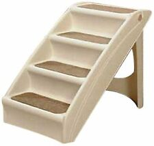 Solvit PupSTEP Plus Pet Stairs Dog Cat Steps SHIPS FREE