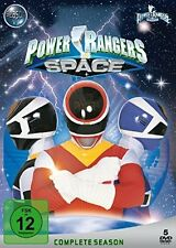 POWER RANGERS : IN SPACE - THE COMPLETE SEASON -  DVD - PAL Region 2  sealed
