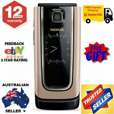 Nokia 6555 - (Flip) Mobile - Gold-12 Mths Au Wrnty - Full Package + 4 Free Gifts