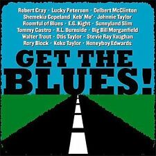 Get the Blues! by Various Artists (CD, Sep-2001, NARM Classical And Jazz Comm...
