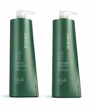 JOICO BODY LUXE VOLUMIZING SHAMPOO 1000ML AND CONDITIONER 1000ML DUO + PUMPS