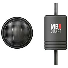 High End MB QUART qualità TWEETER KIT con Hardware Di Montaggio + incroci dt1-25