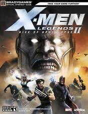 X-Men(tm) Legends II: Rise of Apocalypse Official Strategy Guide (Official Strat