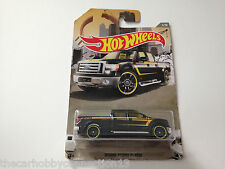 Hot Wheels Hot Trucks Series 2009 Ford F-150 Pickup Black Diecast