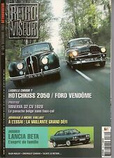 RETROVISEUR 184 LANCIA BETA MINERVA 32HP BOAT TAIL 1928 FORD VEDETTE VENDOME 54
