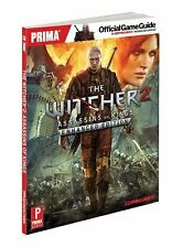 The Witcher 2: Assassins of Kings: Prima Official Game Guide -Alicia Ashby 2012