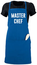 """Custom Apron Personalized w/ YOUR TEXT Waiter Size (22"""" x 30"""") chef smock cook"""
