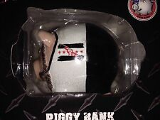 WWE WWF CM Punk Best In The World Piggy Bank Pig Leaguers NIB