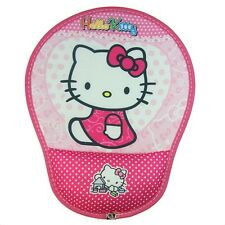 Alfombrilla reposamuñecas HELLO KITTY mouse pad A1380