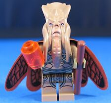 LEGO® STAR WARS™ minifigure 75017 POGGLE The Lesser™ + Custom Insect Wings!