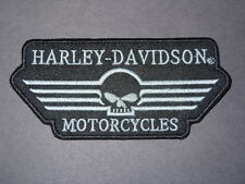 COOL HARLEY DAVIDSON WITH Skull with WINGS SUPER C@@L L@@K