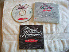 Time-Life Collection THE MANY MOODS OF ROMANCE cd THE GLORY OF LOVE