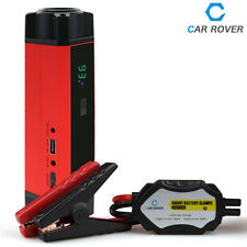 UK Charger 1000A Peak 14800mAh Car Jump Starter Battery Booster Charger Bank