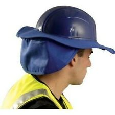 MiraCool Stow-Away Hard Hat Shade BLUE 899B