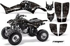 AMR Racing Honda TRX 400 EX Graphic Kit Wrap Quad Decal ATV 1999-2007 REAPER BLK