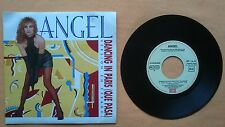 "ANGEL DANCING IN PARIS (QUE PASA). en español. 7"" VINYL SPANISH"