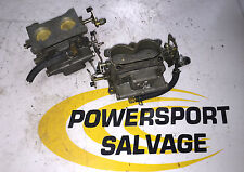 Johnson Evinrude 85 HP 67 68 69 70 Outboard Carburetor Assembly Carb Set Motor